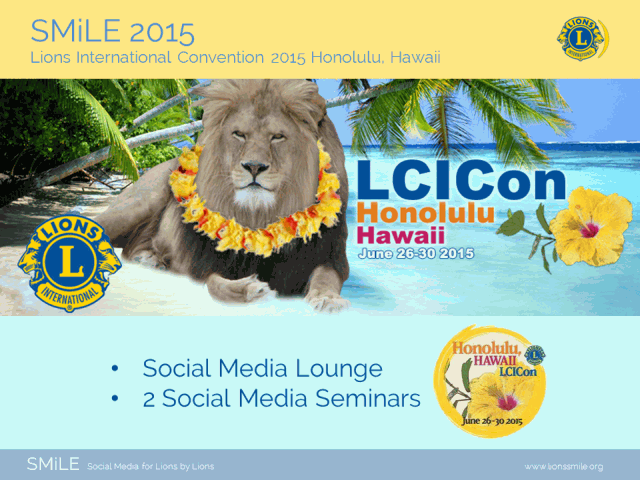 SMiLE at LCICON 2015 in Honolulu, Hawaii&imageThumbnail=3
