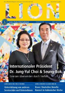 LION Magazin 08/2019