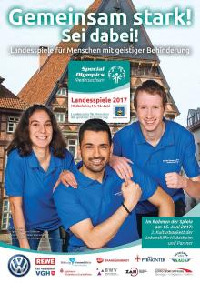 Special Olympics 2017 in Hildesheim