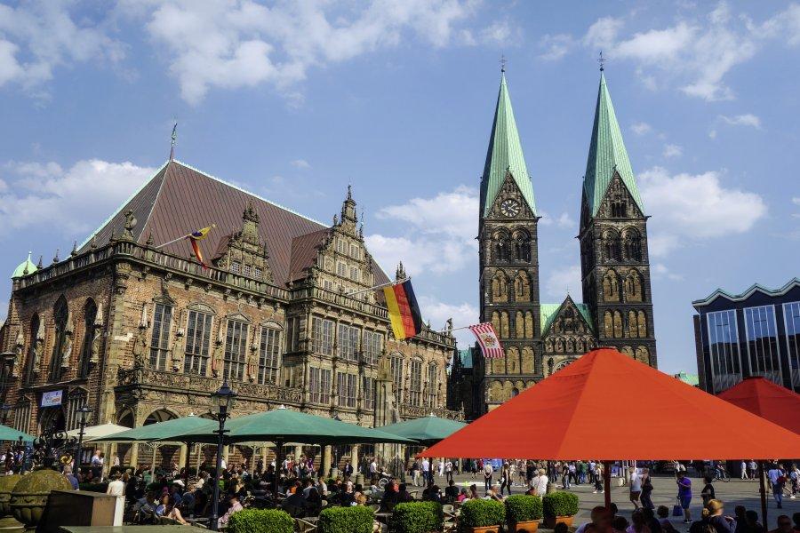 Lady aus Bremen, Stadtgemeinde