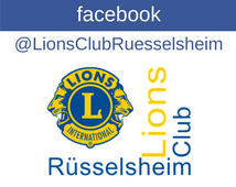Lions Club Rüsselsheim Facebook Badge