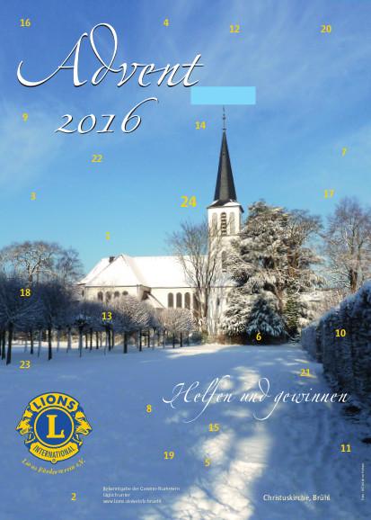 Adventskalender 2016