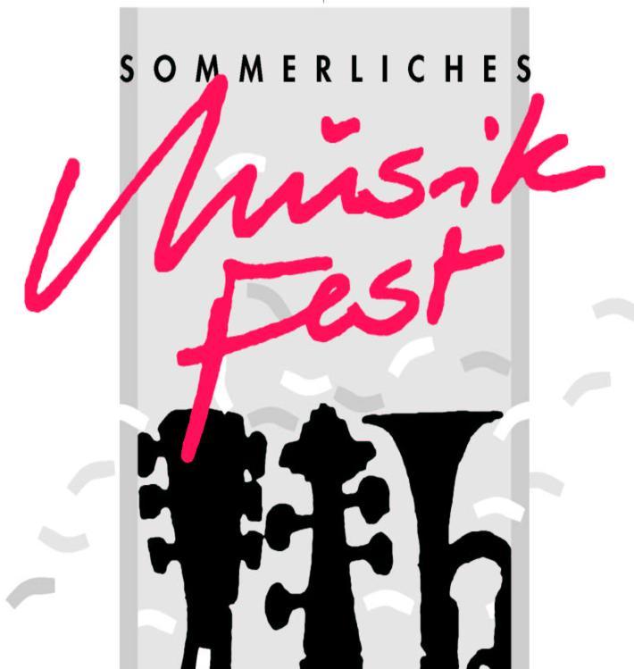 Logo Musikfest 2018