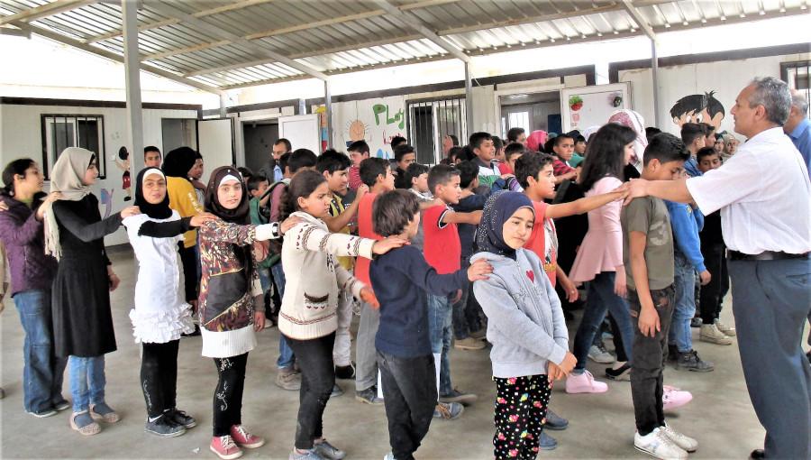 Flüchtlingskinder aus Heidelberg