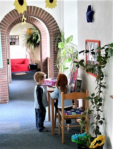 Dorle Streffer Haus in Essen-Werden mit 2 Kindern