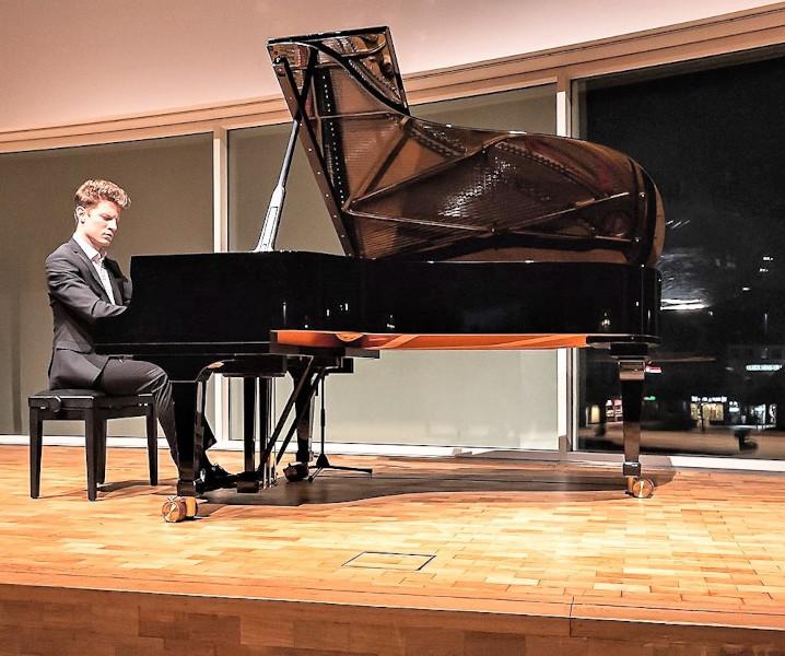 Konzert Alexander Krichel