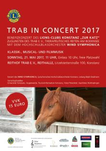 Trab in Concert 2017