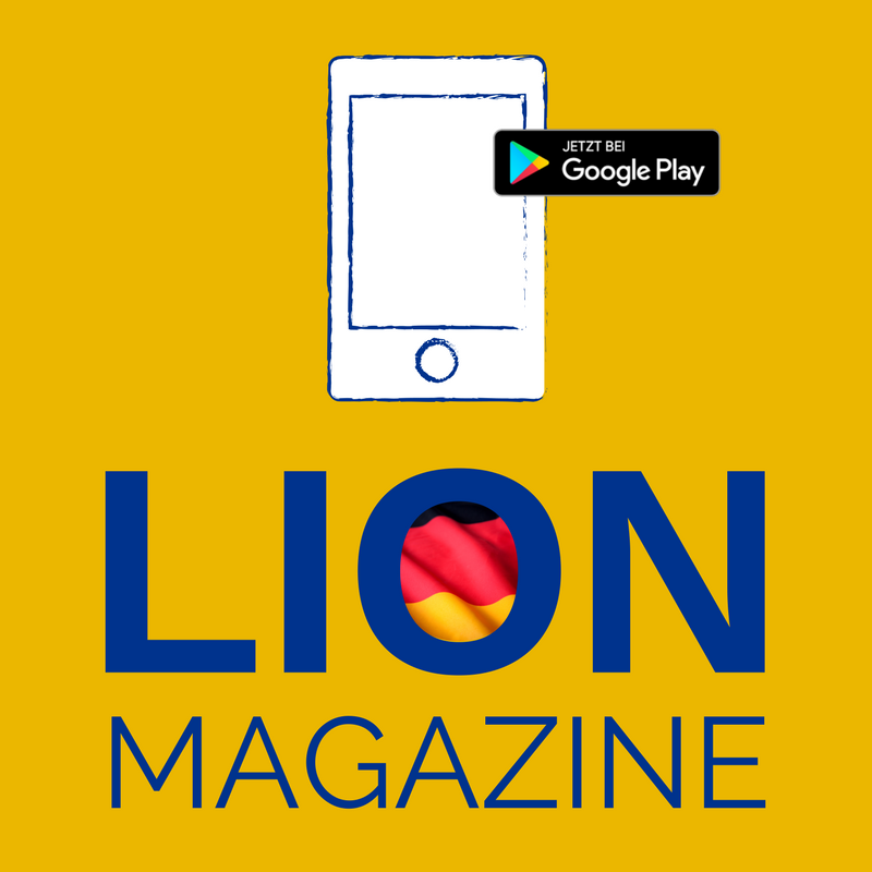 LION magazine (Android Smartphone / Tablet)