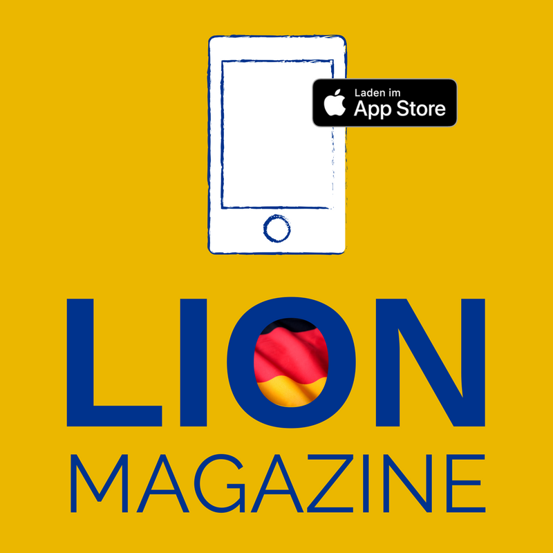 LION magazine (Apple Smartphone / Tablet)